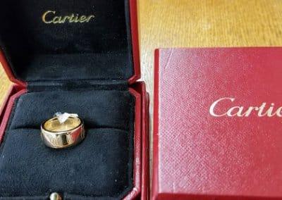 Men's Cartier Ring