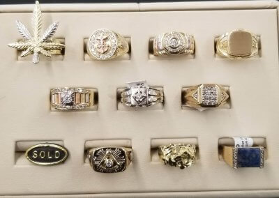 Women's Assorted Rings