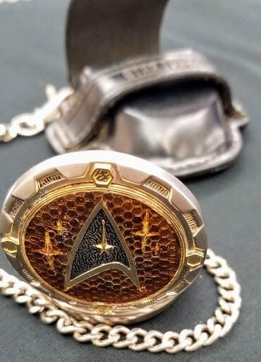 Klingon Pocket Watch