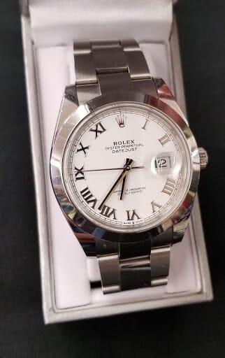 41' Rolex